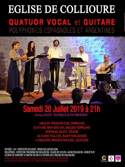 Actualités Concert