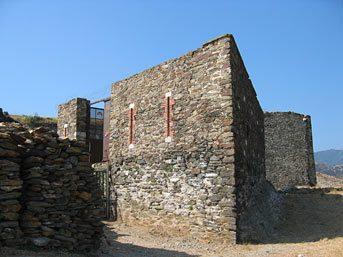 Entrée du Fort Dugommier