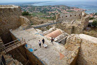 Reconstruction du Fort Dugommier
