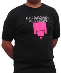 Tee-shirt Fort Dugommier